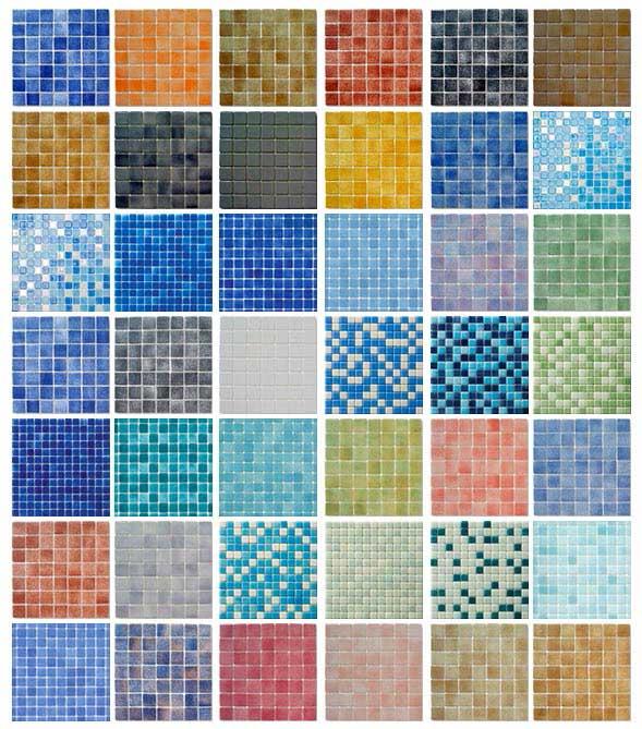 Azulejos de ba o para gimnasio 4 consejos el gato limpieza - Gresite piscinas colores ...