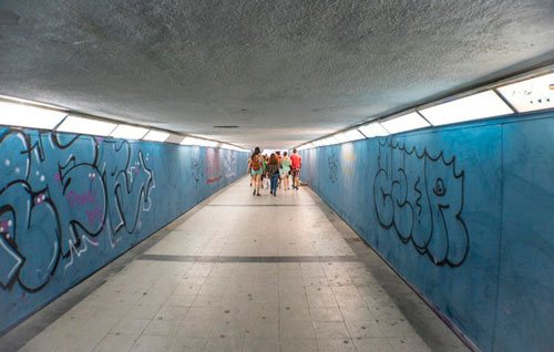 elgato Servicio de limpieza profesional de graffitis